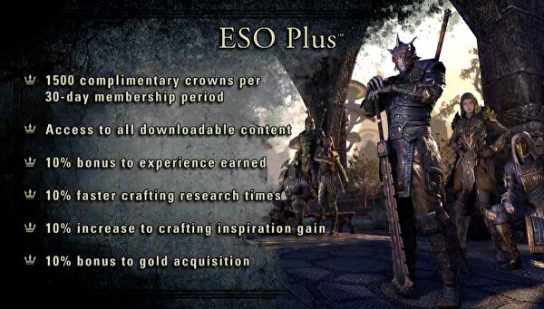 ... announced exclusive PS4/Xbox One editions of The Elder Scrolls Online