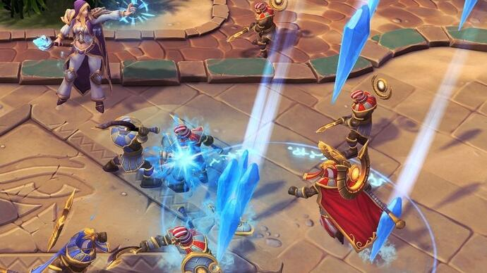 Heroes of the Storm European beta key giveaway