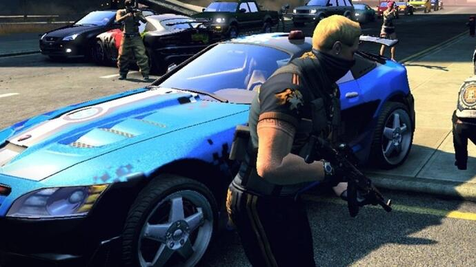 Free-to-play APB Reloaded announced for PlayStation 4, Xbox One