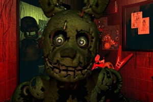 Five Nights at Freddy's 3 teaser sure is creepy
