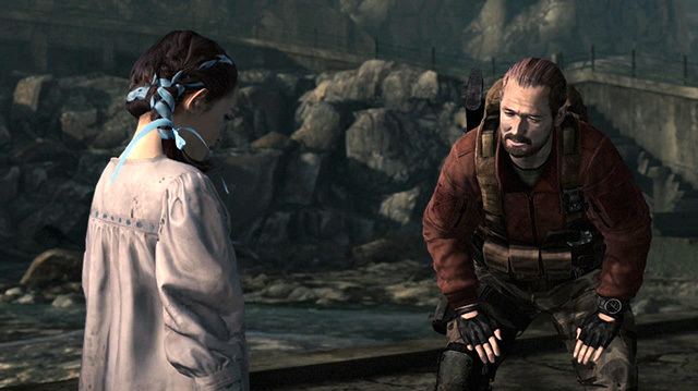 Resident Evil Revelations 2 Gameplay Has Barry Burton, Pointing