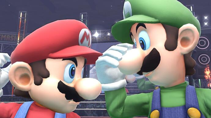Smash Bros. Wii U update unlocks 15 more stages for 8-player mode