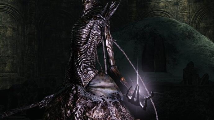 Dark Souls 2's Scholar of the First Sin update adds a new ending