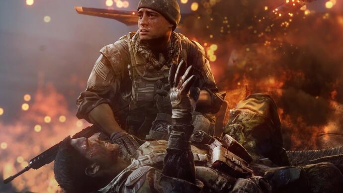 1.34GB Battlefield 4 Winter Patch rolls out