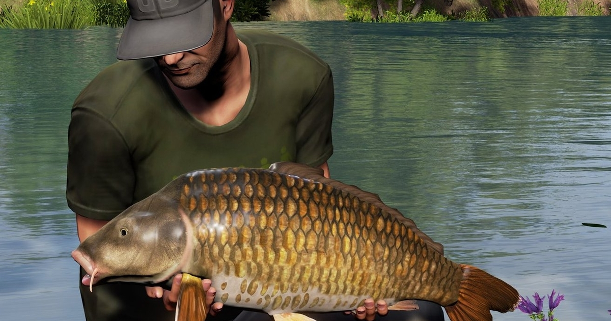 Dovetail games fishing set to make a splash on xbox one for Xbox fishing games
