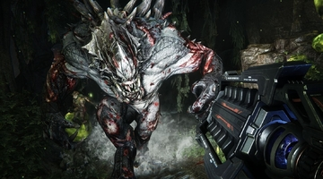 "Take-Two ""very pleased"" with Evolve sales"