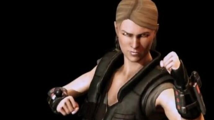 Sonya Blade and Johnny Cage confirmed for Mortal Kombat X