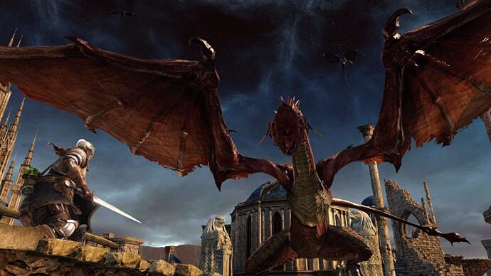 Dark Souls 2: Scholar of the First Sin's release date brought forward a week