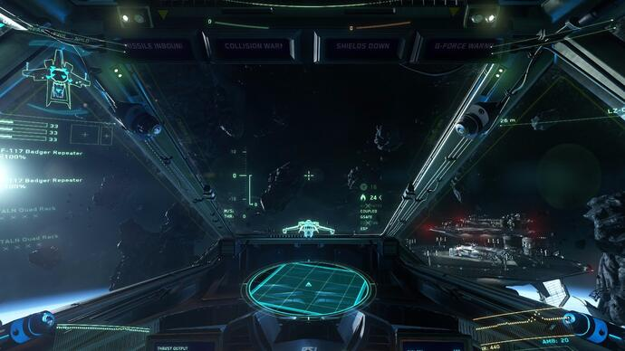 Star Citizen patch 1.1 makes big changes, adds two new spaceships