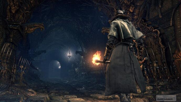 Recension: Bloodborne