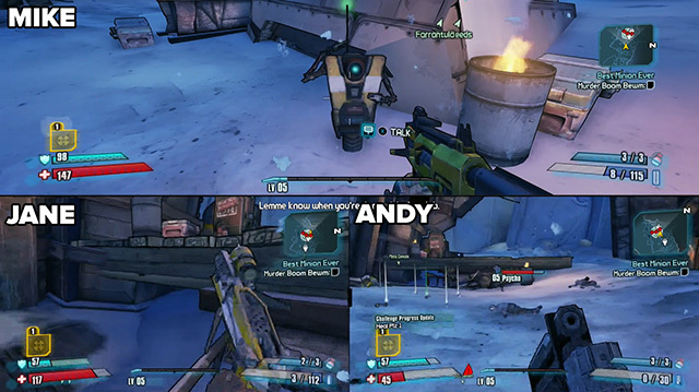 Borderlands 2 on Xbox One Brings Split Screen Co-op, So Much DLC