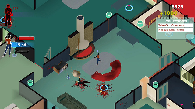 LA Cops is Hotline Miami for Xbox One, But Not Good