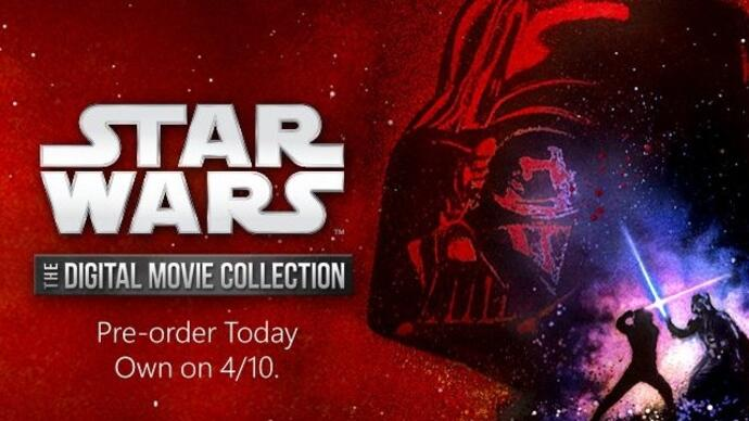 £70 Star Wars movie bundle launches on Xbox this week