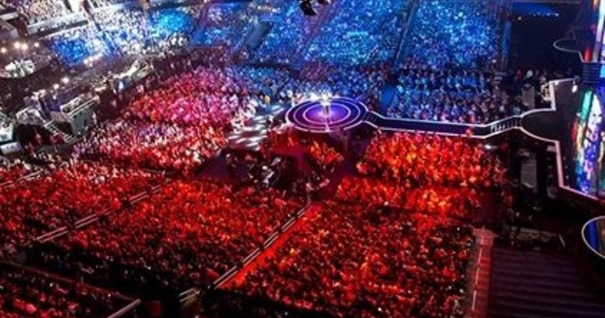League of Legends World Championships comes to London