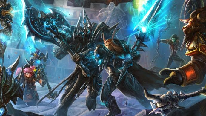 Blizzard announces Timewalking feature for World of Warcraft
