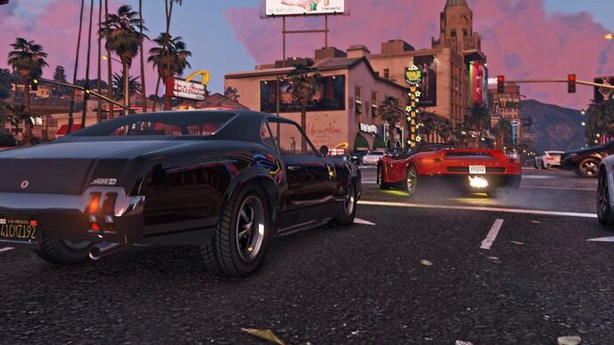 Grand Theft Auto 5 PC's first patch is out
