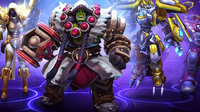 Heroes of the Storm gets release and open beta dates