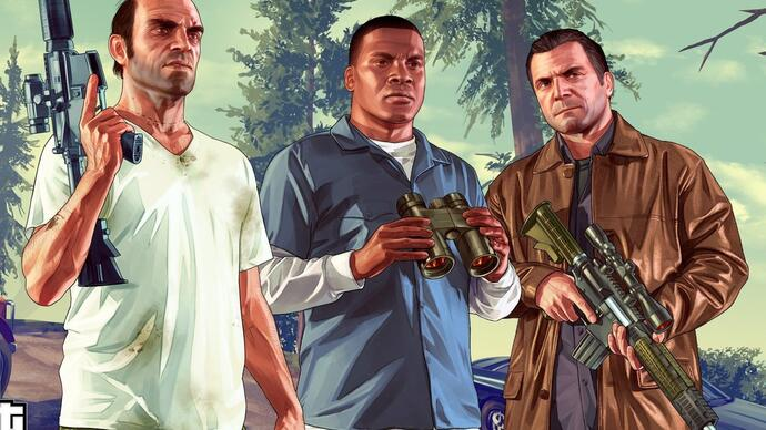 Comparativa de GTA5 en PC