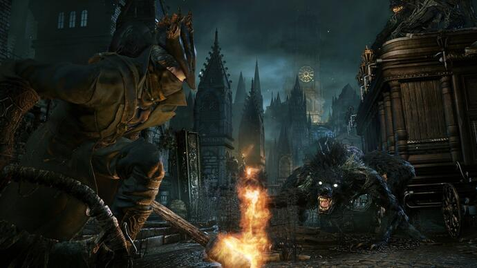 Bloodborne: tempi di caricamento pre e post patch a confronto.