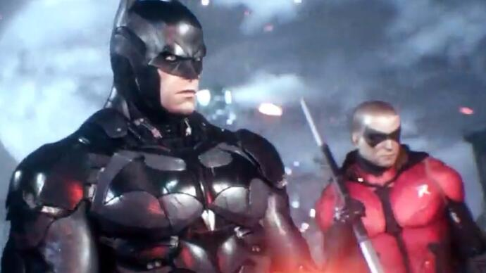 New Batman: Arkham Knight trailer shows off Robin, Nightwing and Catwoman