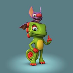 Yooka-Laylee / Yooka-Laylee And The Impossible Lair Jpg