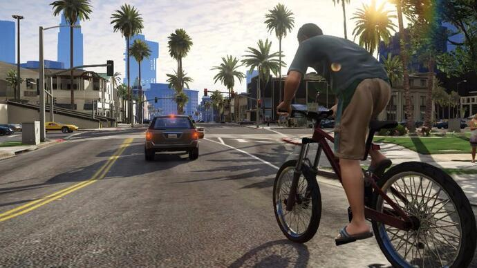 Disponibile una nuova patch per Grand Theft Auto V su PC