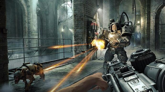 Vejam 45 minutos de gameplay de Wolfenstein: The Old Blood