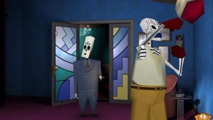 Ya disponible Grim Fandango Remastered para iOS y Android