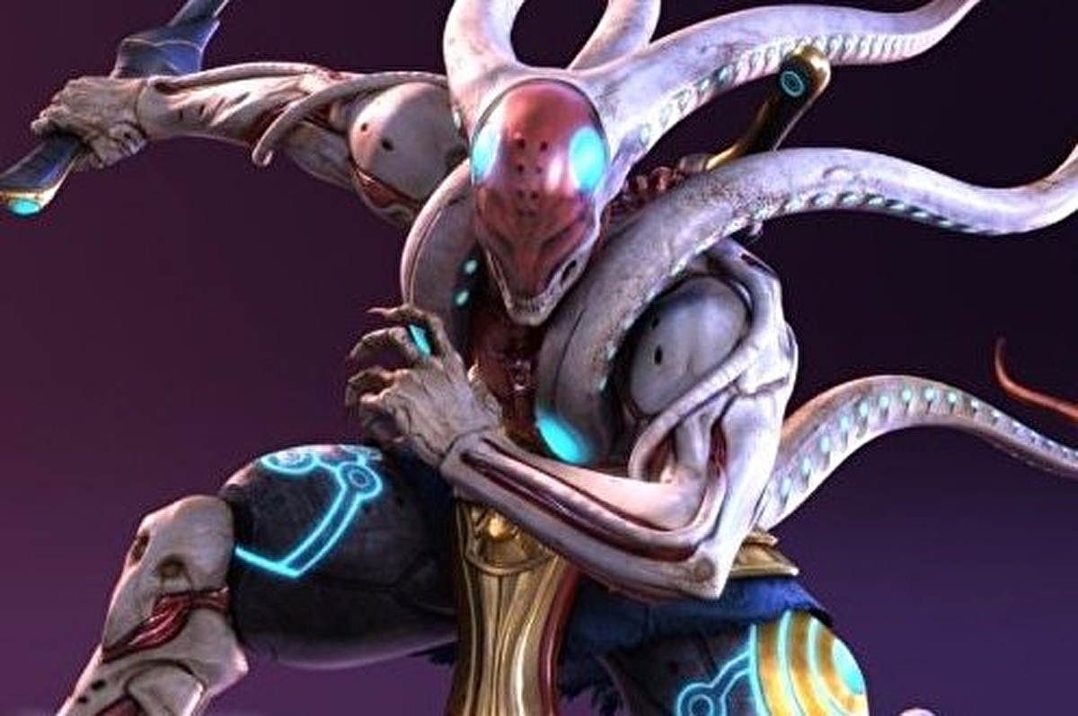 Yoshimitsu Sure Looks Different In Tekken 7 Eurogamer Net