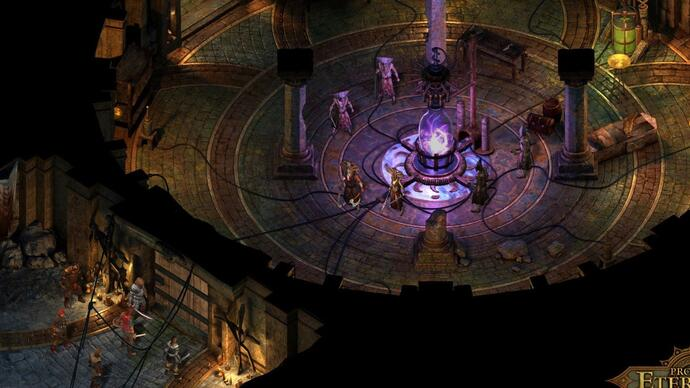Pillars of Eternity: le novità della patch 1.05 in un nuovo video