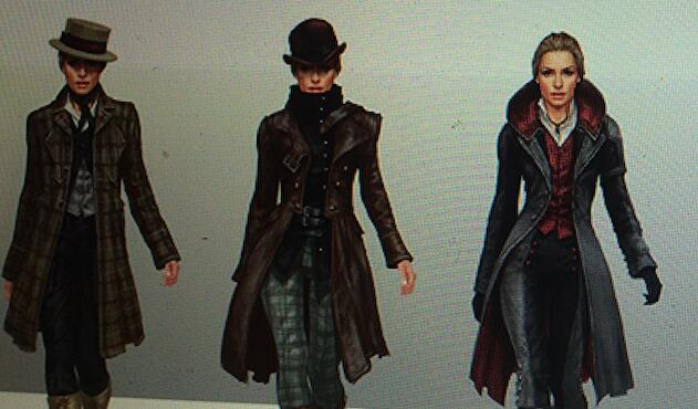 Assassin S Creed Syndicate Will Let You Play As A Woman Report