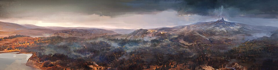 The Witcher 3 is a masterpiece of world building