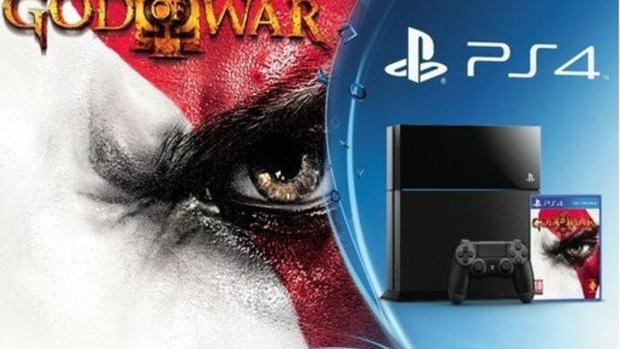 PlayStation 4 tendrá bundle con God of War III Remastered
