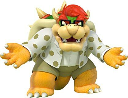 Nintendo hires Bowser as new US sales chief • Eurogamer net