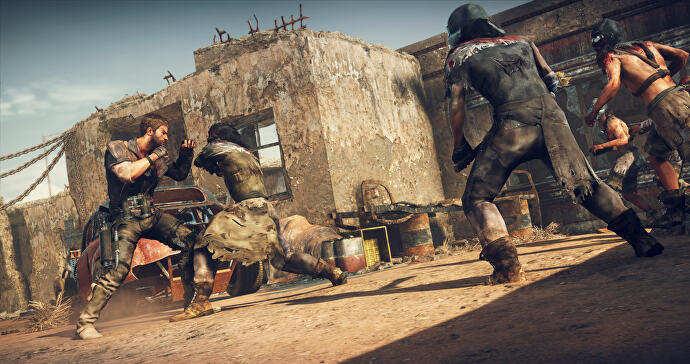 The Mad Max game takes a different path to Fury Road ... Mad Max Game Map on battlefield 4 game map, the hunger games game map, grand theft auto game map, wasteland 2 game map, forza horizon 2 game map, far cry 4 game map, thief game map, dead island game map, assassin's creed unity game map, the dark knight rises game map,