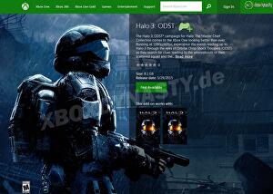 Halo 3: ODST Master Chief Collection release date spotted