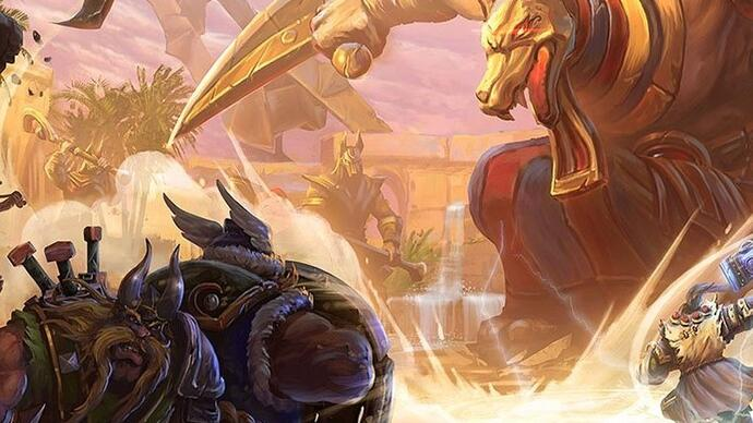Heroes of the Stormreview