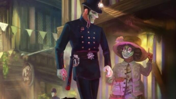 We Happy Few launches on Kickstarter