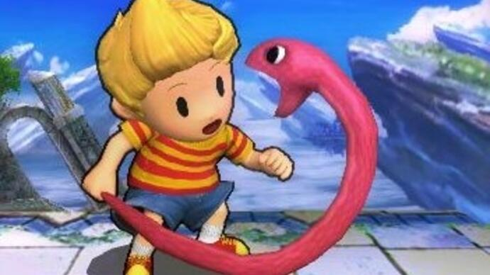 Super Smash Bros. 3DS and Wii U Lucas DLC release date