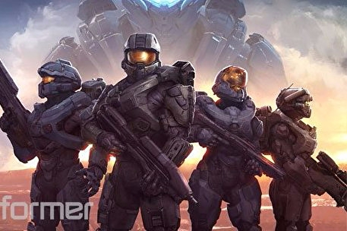 Halo 5 S Story Sees Master Chief Team Up With Blue Team In Single Player And Co Op Eurogamer Net