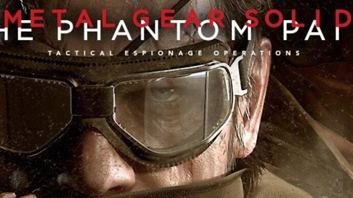Metal Gear Solid V: The Phantom Pain terá novo trailer na E3 2015