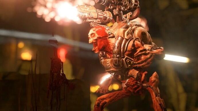 Doom: ecco il primo video gameplay