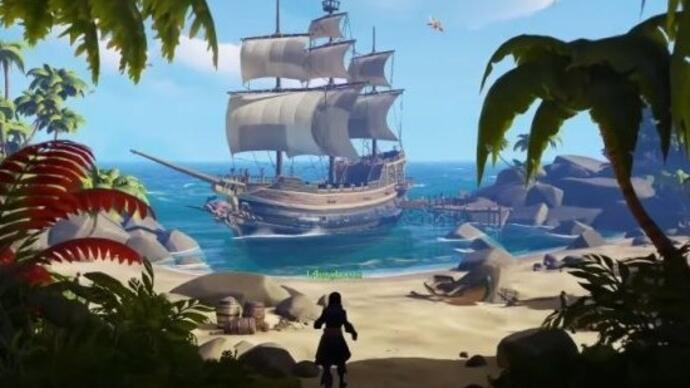 Rare announces Sea of Thieves