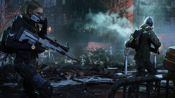 The Division release date set for March