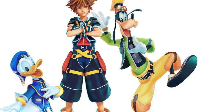 Ecco un nuovo video di gameplay di Kingdom Hearts 3