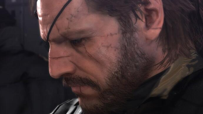 Metal Gear Solid V: The Phantom Pain com outro trailer