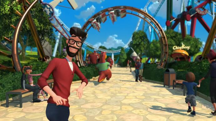 Planet Coaster announced for 2016