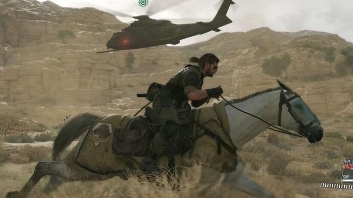 Vejam 40 minutos de gameplay de MGS5: The Phantom Pain