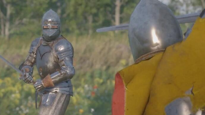 Impressive new trailer for no-fantasy RPG Kingdom Come: Deliverance
