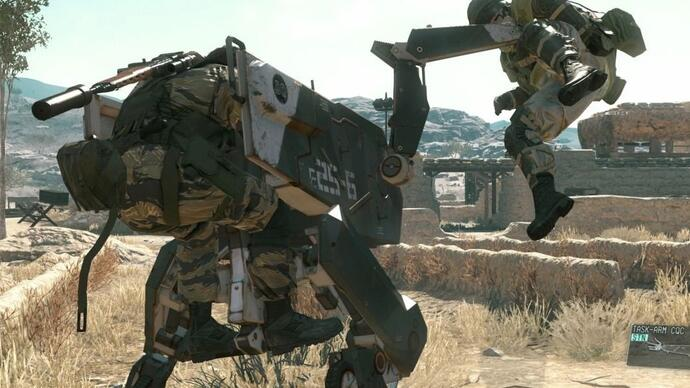 Konami onthult 40 minuten aan Metal Gear Solid 5 gameplay